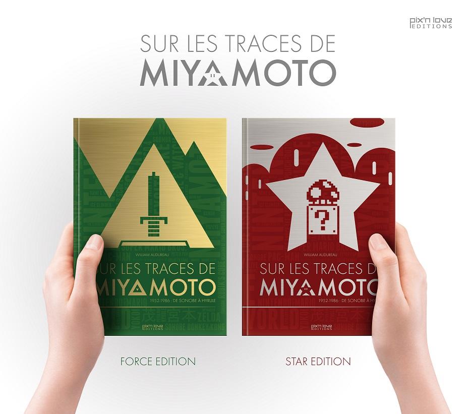 Art Book/Art Work, Magazines & Guides Pixn_love_sur_les_traces_de_miyamoto-01