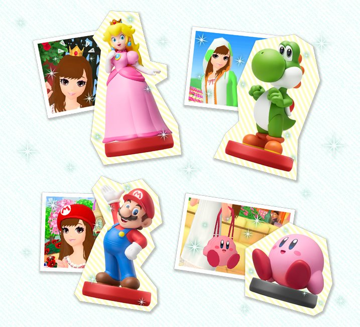 les amiibo compatibles avec la nouvelle maison du style 2 les reines de la mode nintendomaine. Black Bedroom Furniture Sets. Home Design Ideas
