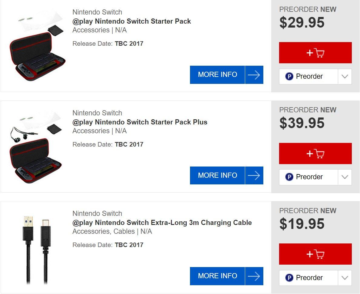 La recharge rapide pour sauver l'autonomie catastrophique — Nintendo Switch