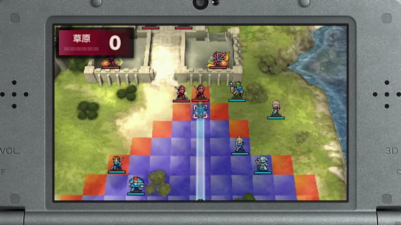 Portage New 3DS, saison de sortie et bande-annonce — Fire Emblem Warriors